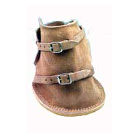Zapatos protectores para pezuñas