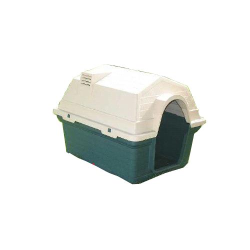 Caseta para perros de pl stico for Casetas de plastico