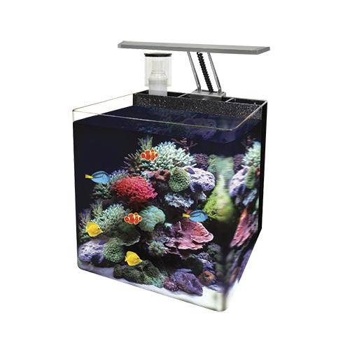 Acuarios marinos nano disponibles en varios tama os for Acuario marino precio