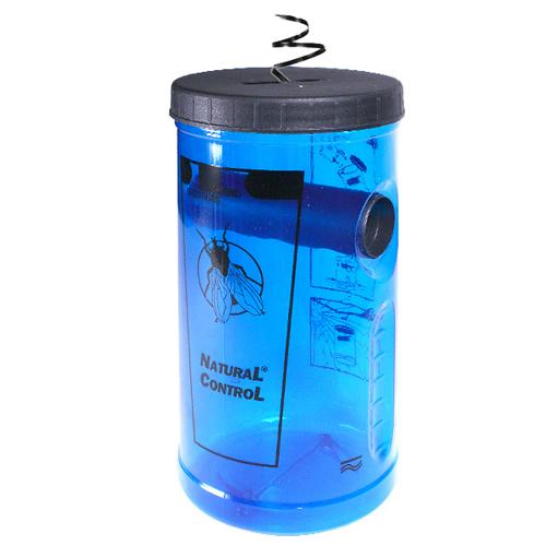 Trampa atrapamoscas - Ahuyentar moscas exterior ...