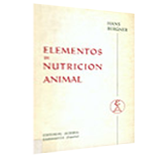 ELEMENTOS DE NUTRICION ANIMAL