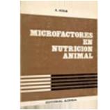 MICROFACTORES EN NUTRICION ANIMAL