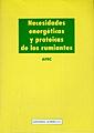 NECESIDADES ENERGÉTICAS Y PROTEICAS DE LOS RUMIANTES