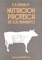 NUTRICIÓN PROTEICA DE LOS RUMIANTES