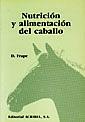 NUTRICIÓN Y ALIMENTACIÓN DEL CABALLO