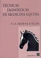 TECNICAS DIAGNOSTICAS DE MEDICINA EQUINA