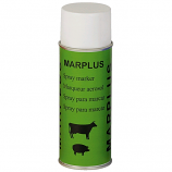 SPRAY MARCADOR ANIMALES COLOR VERDE 400 c.c.