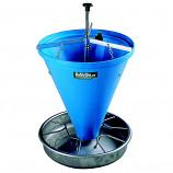 TOLVA CIRCULAR INOX-PLASTICO TRANSICION